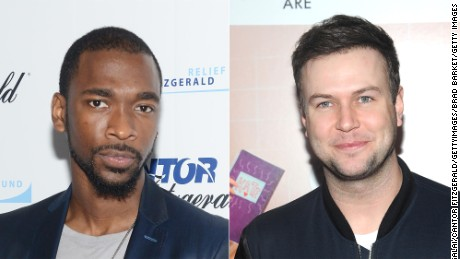 Jay Pharoah and Taran Killam.