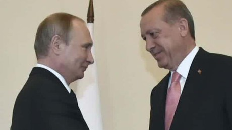 Turkey and Russia disagree over cause of botched airstrike
