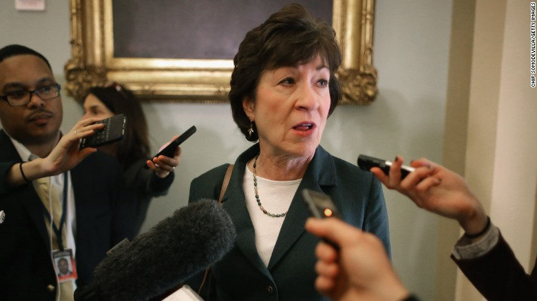 Collins: it's 'not an insurance company bailout'
