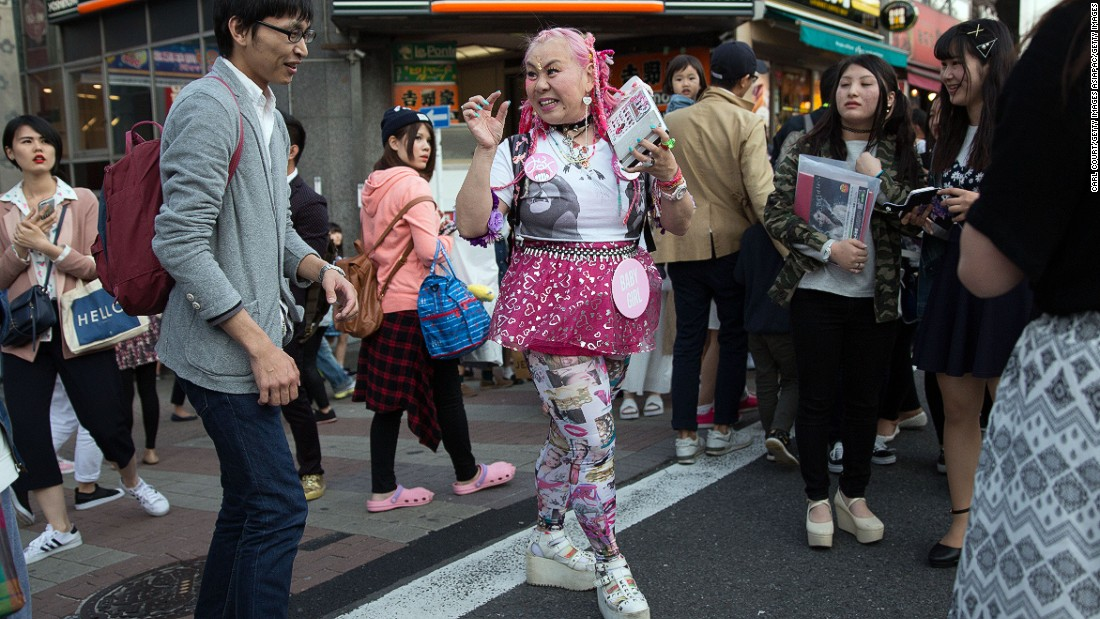 Boutique cafes and shops aside, Harajuku is also home to Laforet fashion mall: a mecca for Gothic Lolitas and Gyaruo boys as well as other avant garde fashionistas.