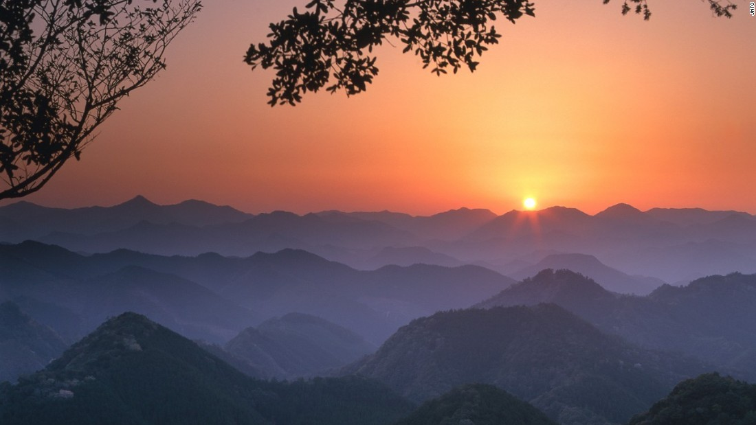 """<a href=""""http://edition.cnn.com/2013/05/06/travel/japan-kumano-kodo-hike/"""">Kumano Kodo</a>, as seen here from the famous Hyakken-gura viewpoint, is a network of seven pilgrimage routes. It's one of only two UNESCO-listed pilgrimages in the world. Find out how to tackle <a href=""""http://edition.cnn.com/2013/05/06/travel/japan-kumano-kodo-hike/"""">Kumano Kodo here</a>."""