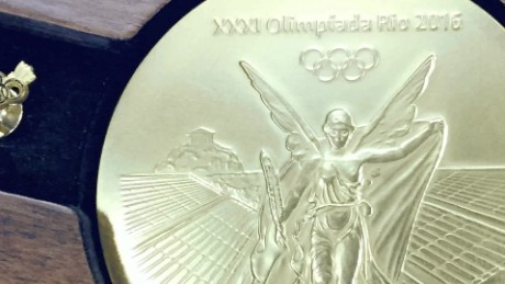 Rio Olympic medals making orig _00005728