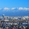 japan mountain day Tateyama Mountain Range