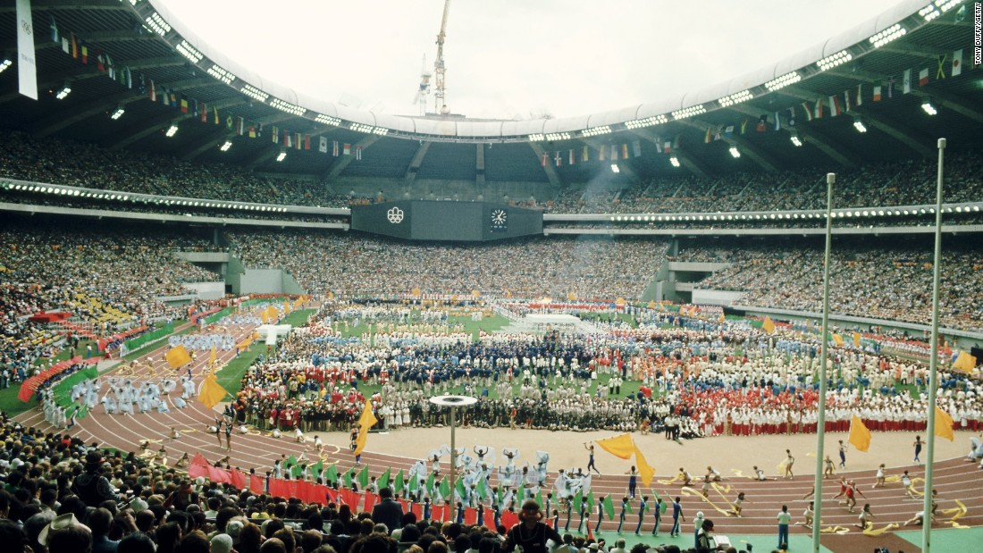 The 1976 Montreal Olympics is known as being the Games that caused most damage to the city, which was left $1.5 billion in debt and on the verge on bankruptcy.