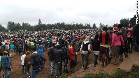 What's behind Oromo protest?