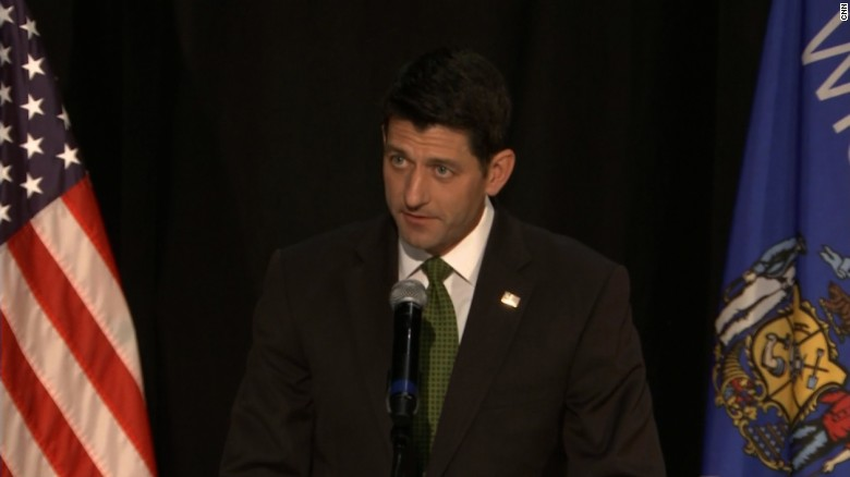 Paul Ryan thanks voters after Wisconsin primary win