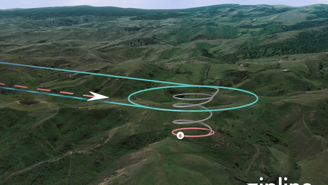 The Drones Are Guided From An Ipad Programmed With The Route Map And Co Ordinates
