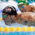 01 Michael Phelps Chad le Clos 0810