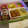inflightfeed airline food eva air hello kitty kids meal