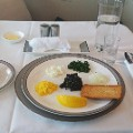 inflightfeed airline food singapore airlines caviar service suites first calss