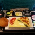 inflightfeed airline food Turkish Airlines Economy Breakfast