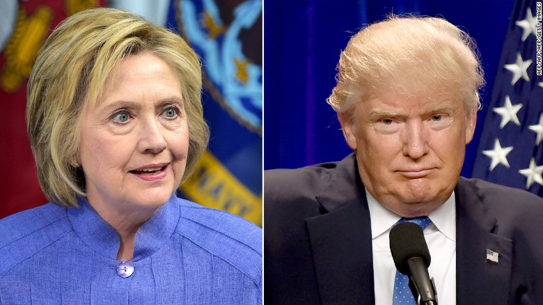 Election poll: Clinton leads in battleground state