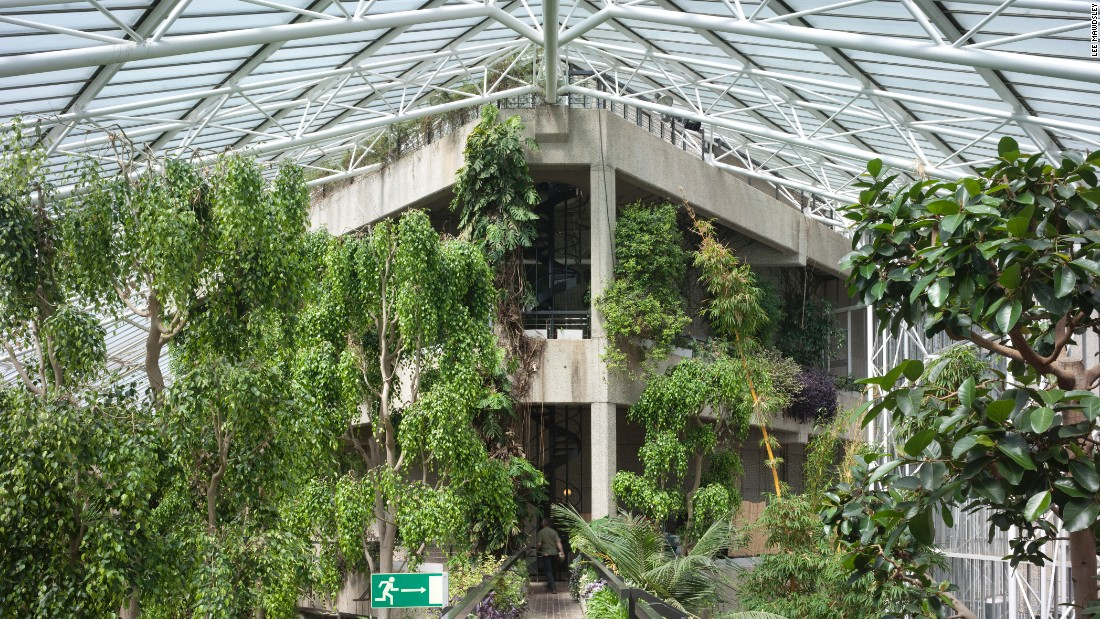 "The second biggest conservatory in London, the <a href=""https://www.barbican.org.uk/"" target=""_blank"">Barbican</a> Conservatory has experienced renewed popularity in recent years. Open to the public, it is often used as a wedding venue and for various fashion shoots for the likes of Paul Smith, Rita Ora, Jean Paul Gautier and Agent Provocateur."