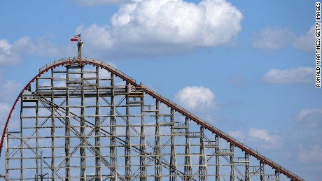 Amusement park safety under scrutiny after week of accidents