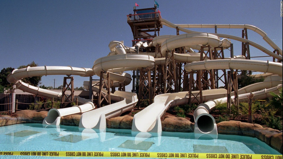 Image result for waterworld accident 1997