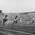 100m womens relay 1964 Olympics