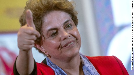 Rousseff impeachment trial's final phase