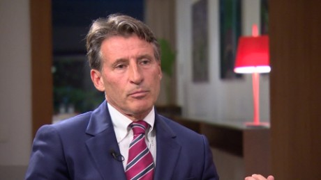 Davis Seb Coe IAAF Doping interview_00000000