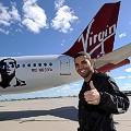 Drake-Virgin-plane