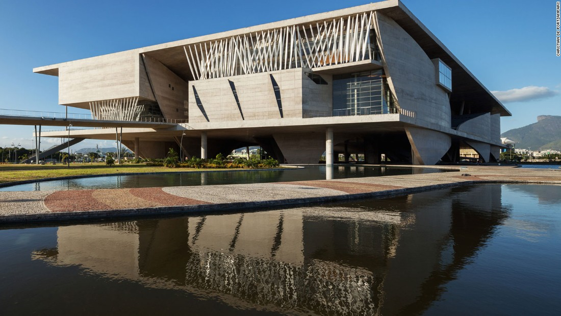 The host nation of the 2020 Olympics has set up base inside the Cidade das Artes, a 2013 concrete arts complex designed by French architect Christian de Portzamparc. Its national house offers a dose of Japanese culture -- from traditional tea ceremonies to folk entertainment -- as well as a preview of things to come in four years' time.