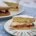national cakes - Victoria Sponge