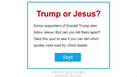 trump jesus online quiz cnni nr intv_00001221