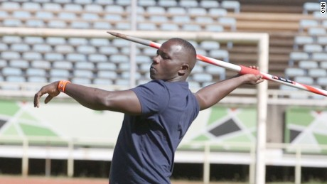 How YouTube made Julius Yego an Olympic medalist