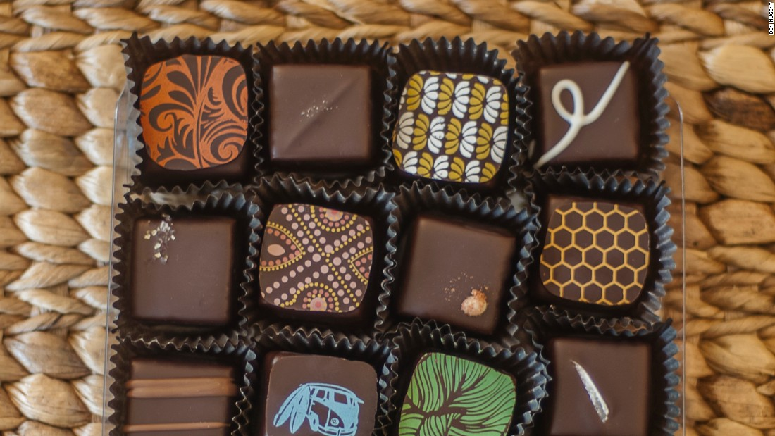 A true small-batch, bean-to-bar chocolatier, Chequessett Chocolate sells its headliner sweets alongside coffee and pastries in its shop in North Truro.