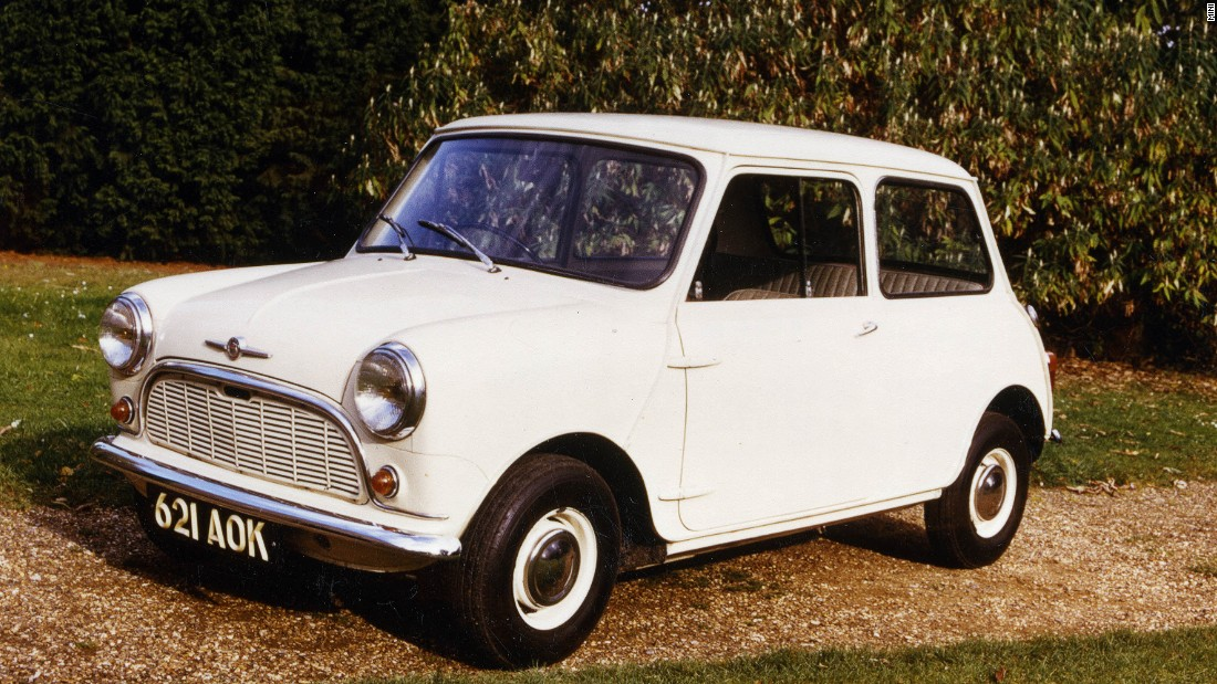 The original Mini is one of the landmark small cars. Clever packaging meant that it could cope with a family of four, while still being cheap to buy and run.