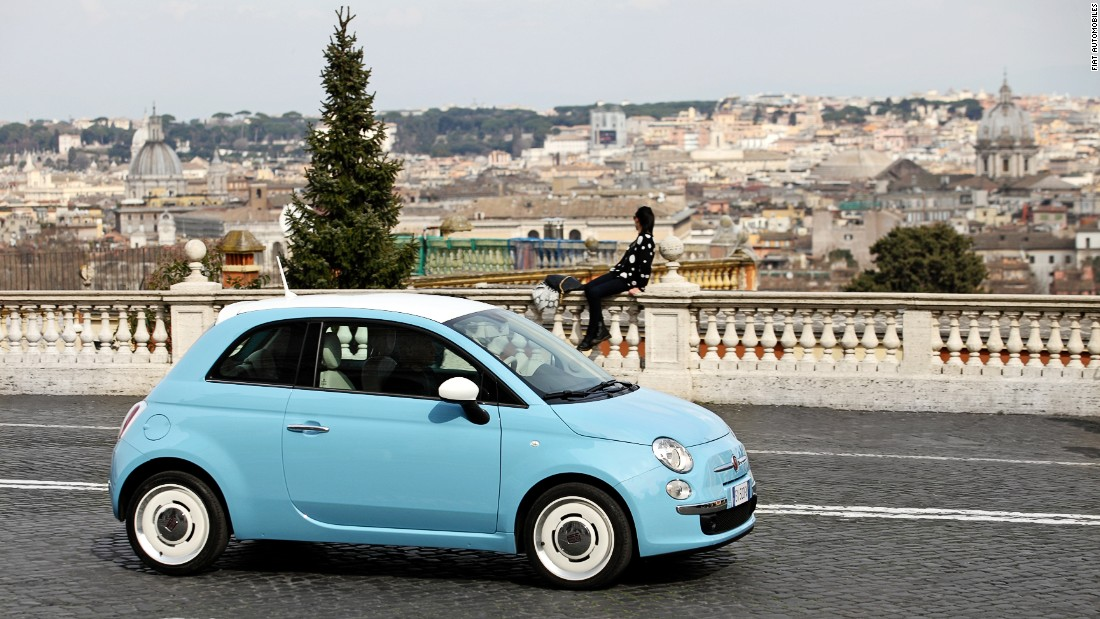Fiat reinvented the 500 in 2007 -- although the new edition was considerably larger and more refined. It has proven a smash hit with customers worldwide.