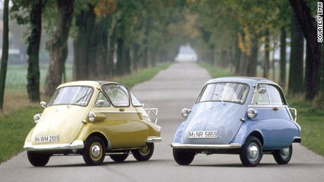 Little cars, big style: The world's coolest, compact rides