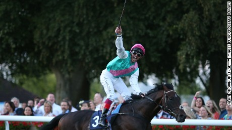 Dettori won his first race at the age of 16.