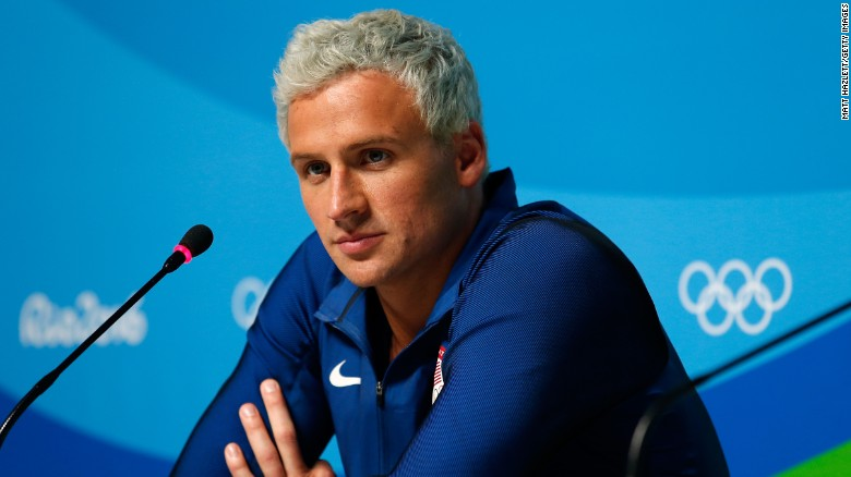 Ryan Lochte 'in talks' to join 'Dancing With The Stars'