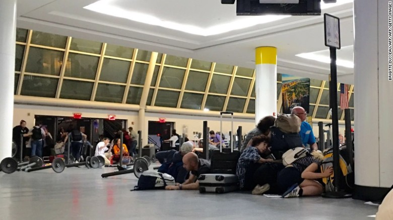 JFK airport evacuated after reports of shots fired