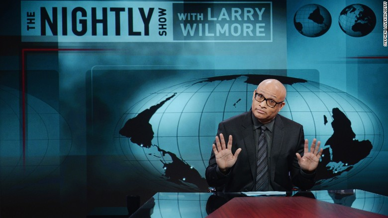 Comedy Central cancels 'The Nightly Show'