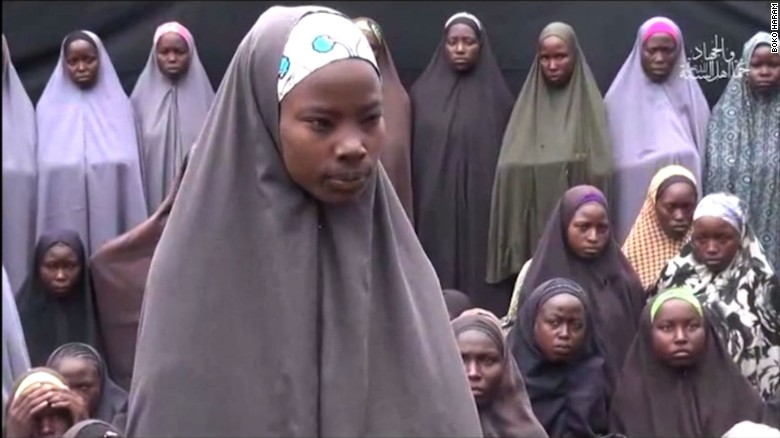 Dad: Boko Haram video shows missing girls