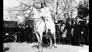 The long road to women's suffrage