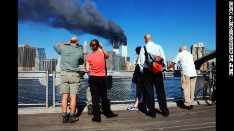 Timeline of the September 11 attacks