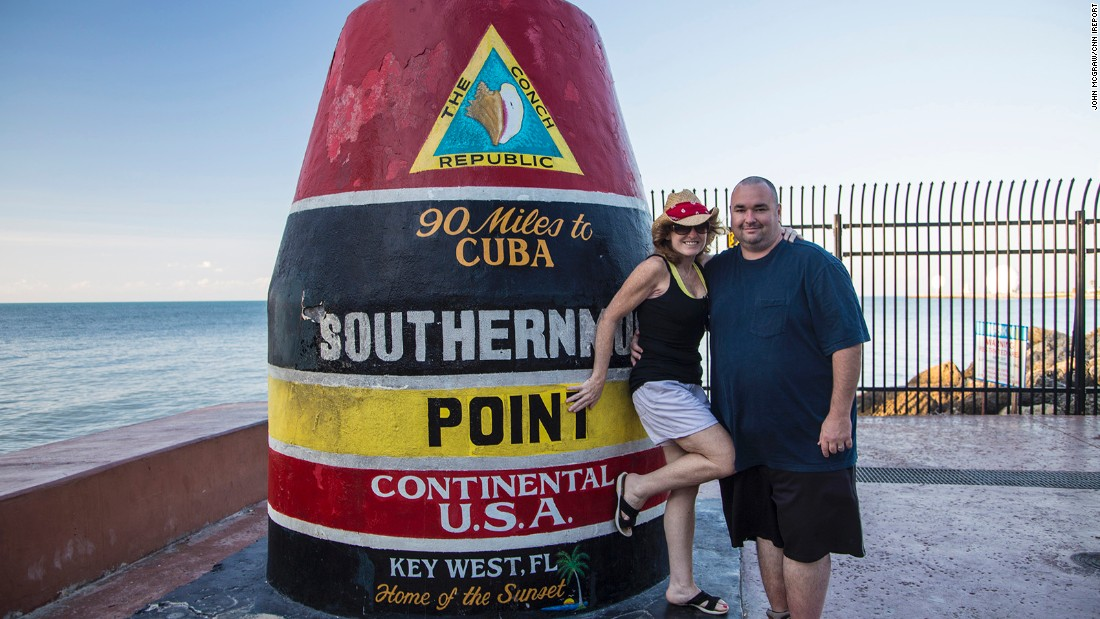 During a 2014 trip to Key West with his wife, John McGraw's 358-pound frame ached after a day of walking. When he got home, he realized he wanted to make a change in his life.