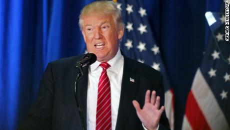 Trump campaign shakeup