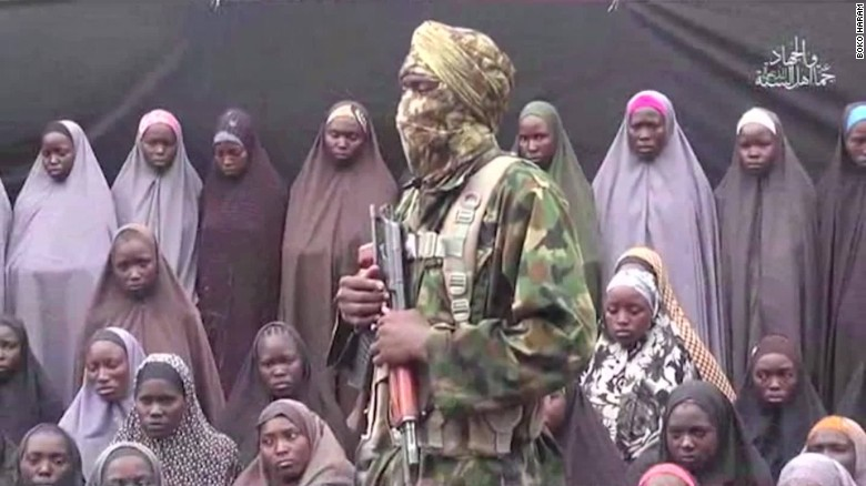 Boko Haram releases new video of missing schoolgirls