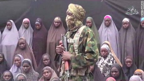 Boko Haram new video Elbagir pkg_00005709