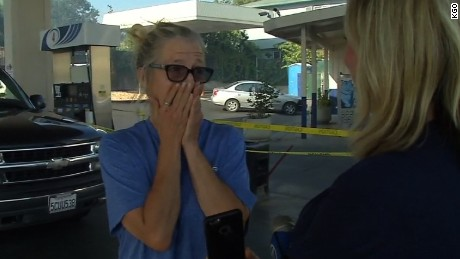 Displaced wildfire family receives news about home
