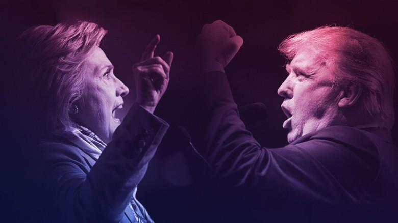 New CNN poll: Trump and Clinton in dead heat