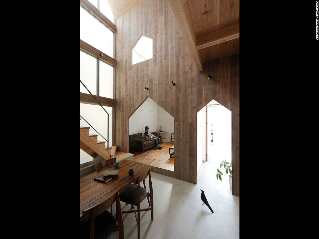 Tight squeeze Japans coolest micro homes CNN Style