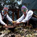 Barbecue world Peru Pachamanca Sumaq Machu Picchu Hotel