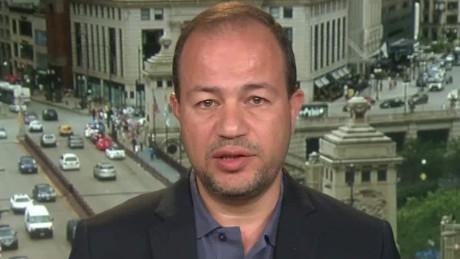 former classmate of syrian president speaks to cnn_00020010