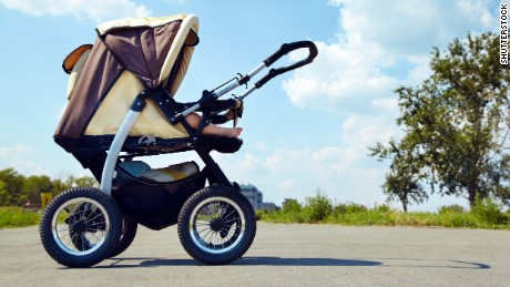Strollers, car carriers send thousands of kids to ERs