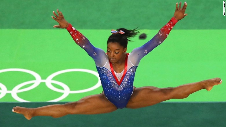 What is next for US gold medal winner Simone Biles?