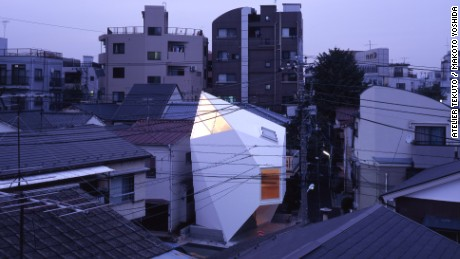 Tight squeeze: The secrets behind Japan's coolest micro homes